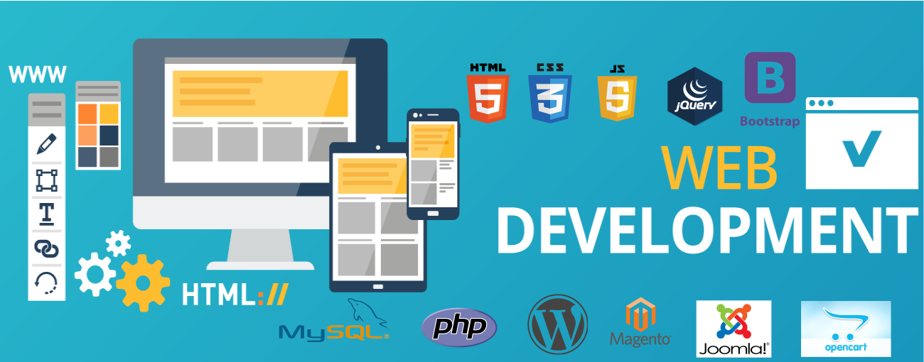 web Development service in Palanpur, Banaskantha, Gujarat, India
